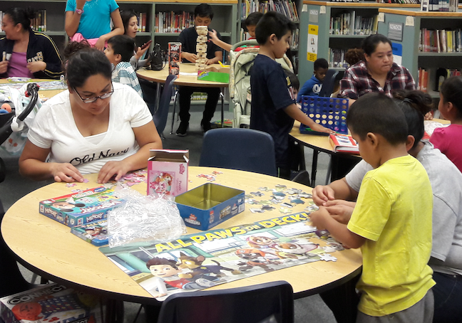 Family game nights are one way schools around the country are forming closer ties to their communities.