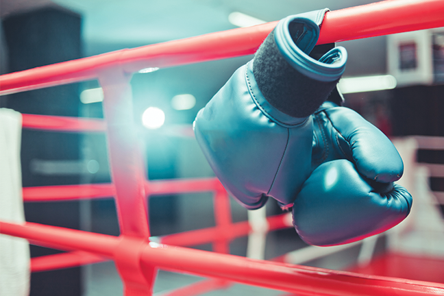 Leadership lessons from the boxing ring