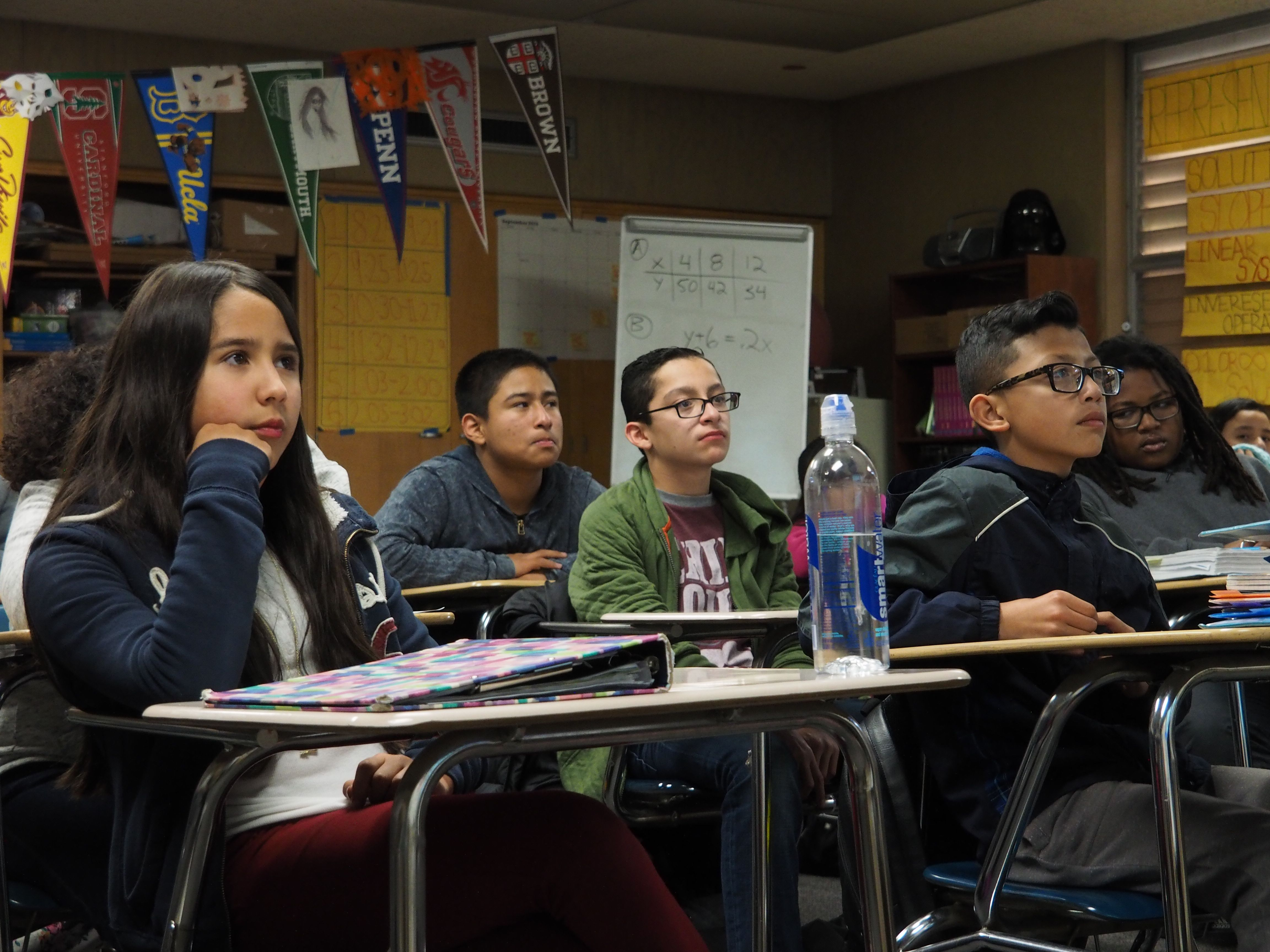 MoreHayward USD students are taking college classes in high school and middle school thanks to a college readiness and concurrent enrollment program there. By offering college credits in high school and middle school,Hayward USD is offsetting the course work of their students once they graduate high school and helping their families financially.