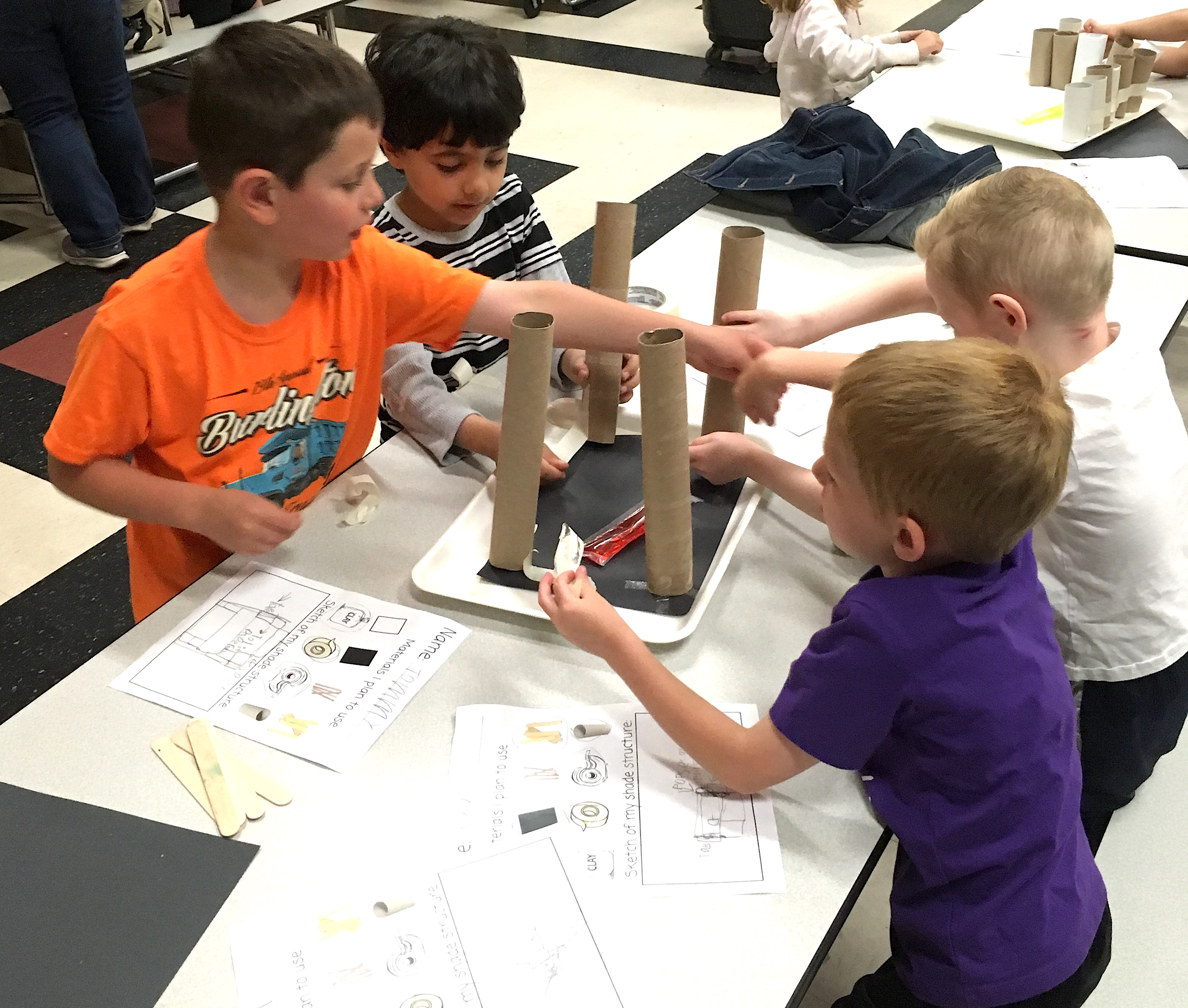 Students in Burlington Public Schools in Massachusetts have worked on phenomena-based projects for the past five years.