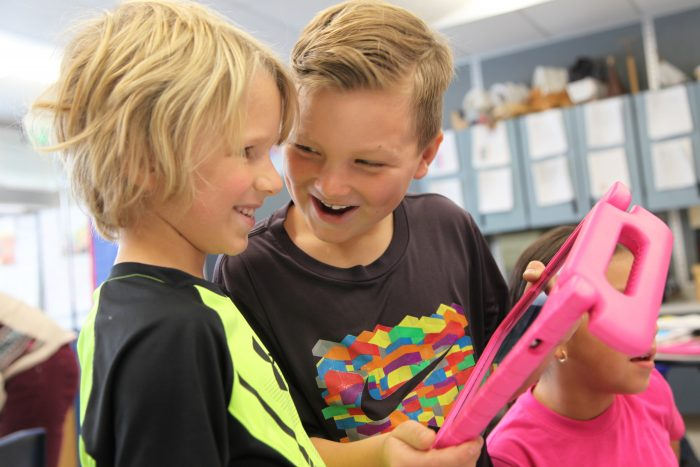 CODE COLLABORATION—Students who learn coding in Utah's Park City School District benefit from fundraising partnerships between administrators, the district's education foundation and other local donors.