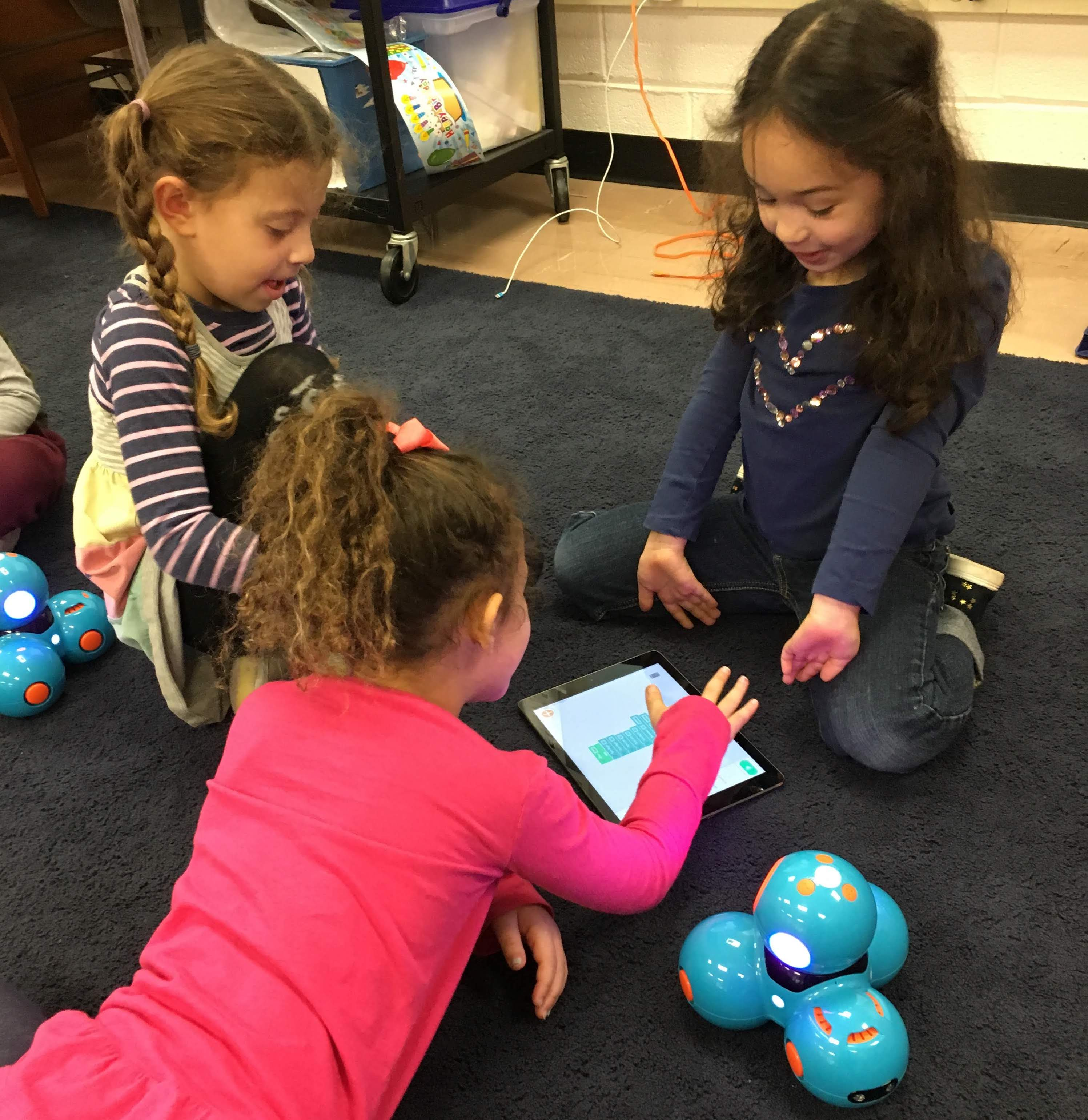 Girls Programming Dash 1