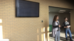 """Counselors at Oak Lawn Community High School present to parents on """"Hazards Facing Our Teens Today."""""""