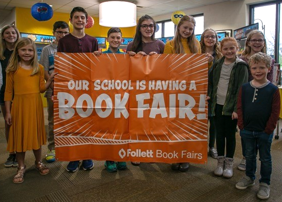 Schools have various options for how they want to share book fair revenue with providers.