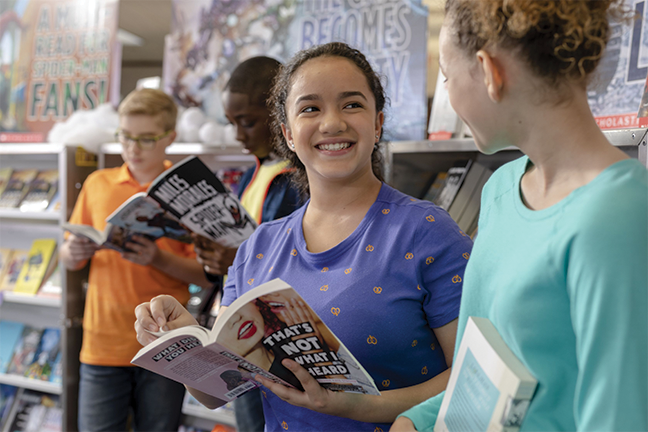 Students still love holding books in their hands and collecting titles to fill their home libraries. Schools across the country are therefore recommitting to the good old school book fair in elementary and middle schools as providers also test out approaches to holding the events in high schools.