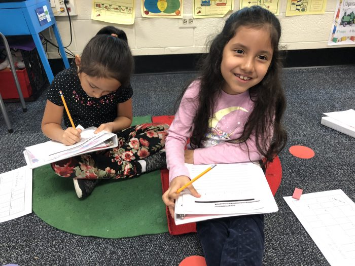 Schaumburg School District 54 provides equity for English language learners through a targeted assistance writing program.