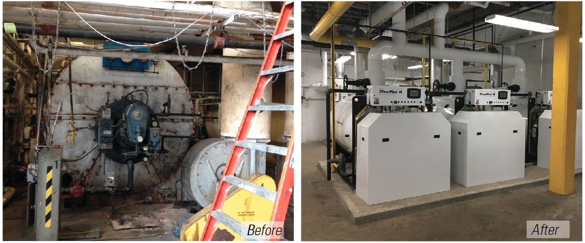 By analyzing data provided by smart monitoring software, leaders at Trumbull Public Schools were able to prioritize and implement upgrades for energy systems in older school buildings.