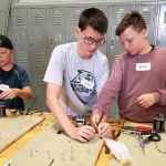 Leaders promote middle school CTE courses