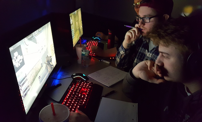 Studies are showing that students who play high school esports spend less time playing video games at home and also improve their grades and attendance.