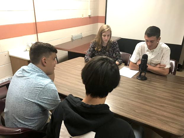 Students at Elizabethton High School in Tennessee took first place in an NPR podcasting contest by producing and telling the story of a killer circus elephant.