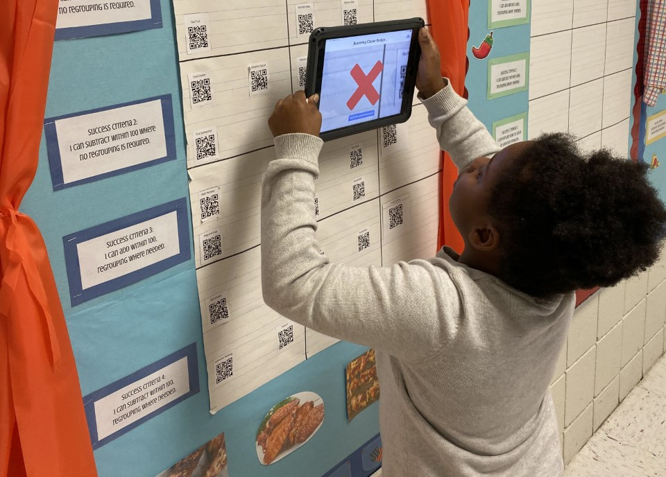 Open educational resources allow educators in Liberty Public Schools to create blended lessons that incorporate ed tech and also feature both digital and traditional resources.