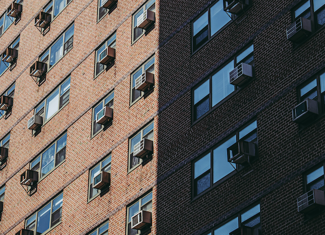 Students who live in public housing are likely in greater need of internet access. books, eyeglasses, nutritious meals, and other essentials, new research has found.