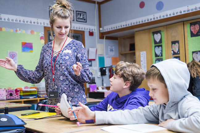 Testing is not driving teachers away from education, a report has found, though morale and turnover remain concerns throughout the country.