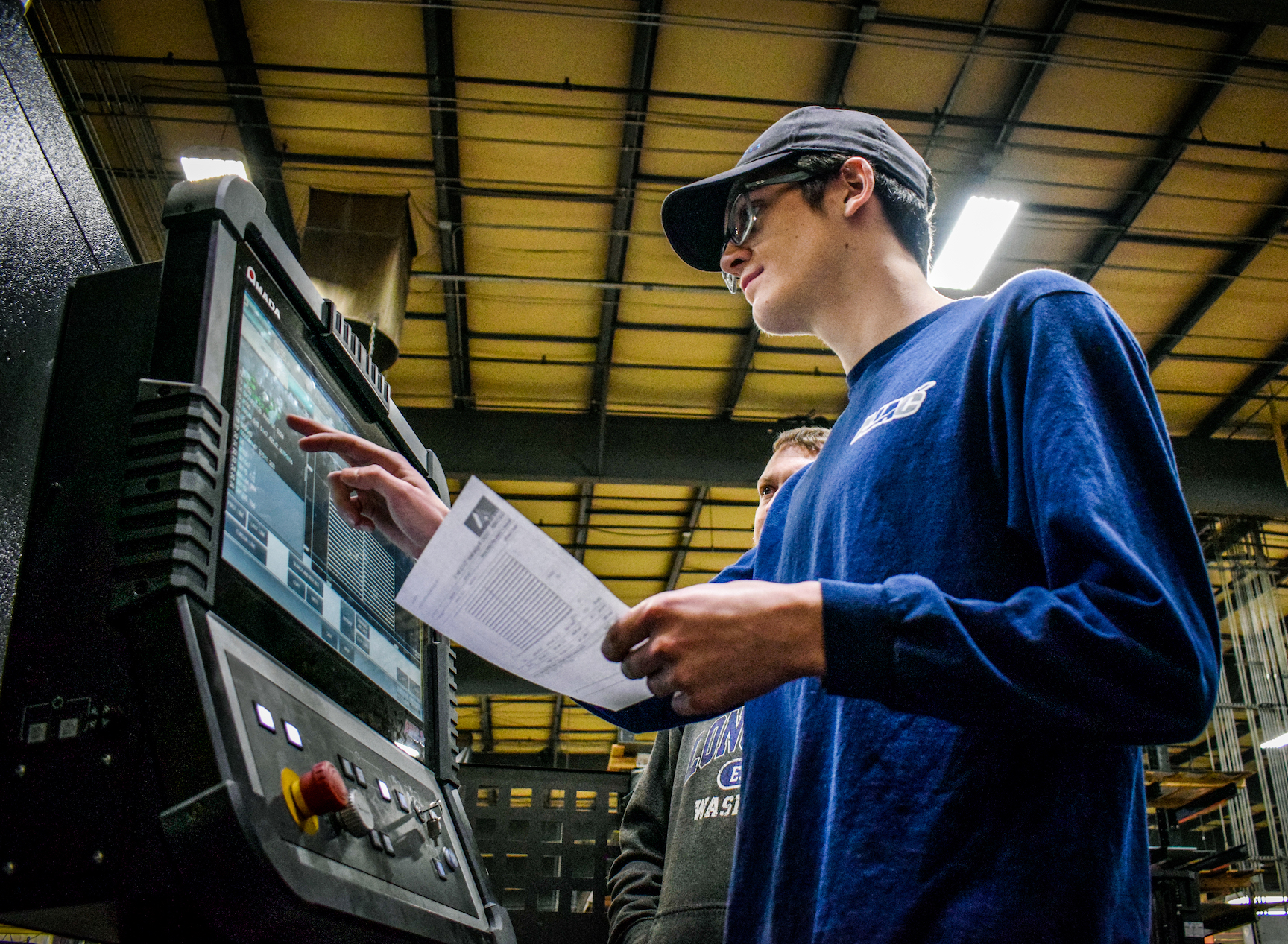 Students at West Valley School District No. 208 in Washington can graduate with industry-recognized journeyman's credentials in manufacturing.