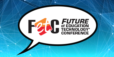 A total of 18,490 tweets included #FETC in the 30-day period including before and after the FETC conference.