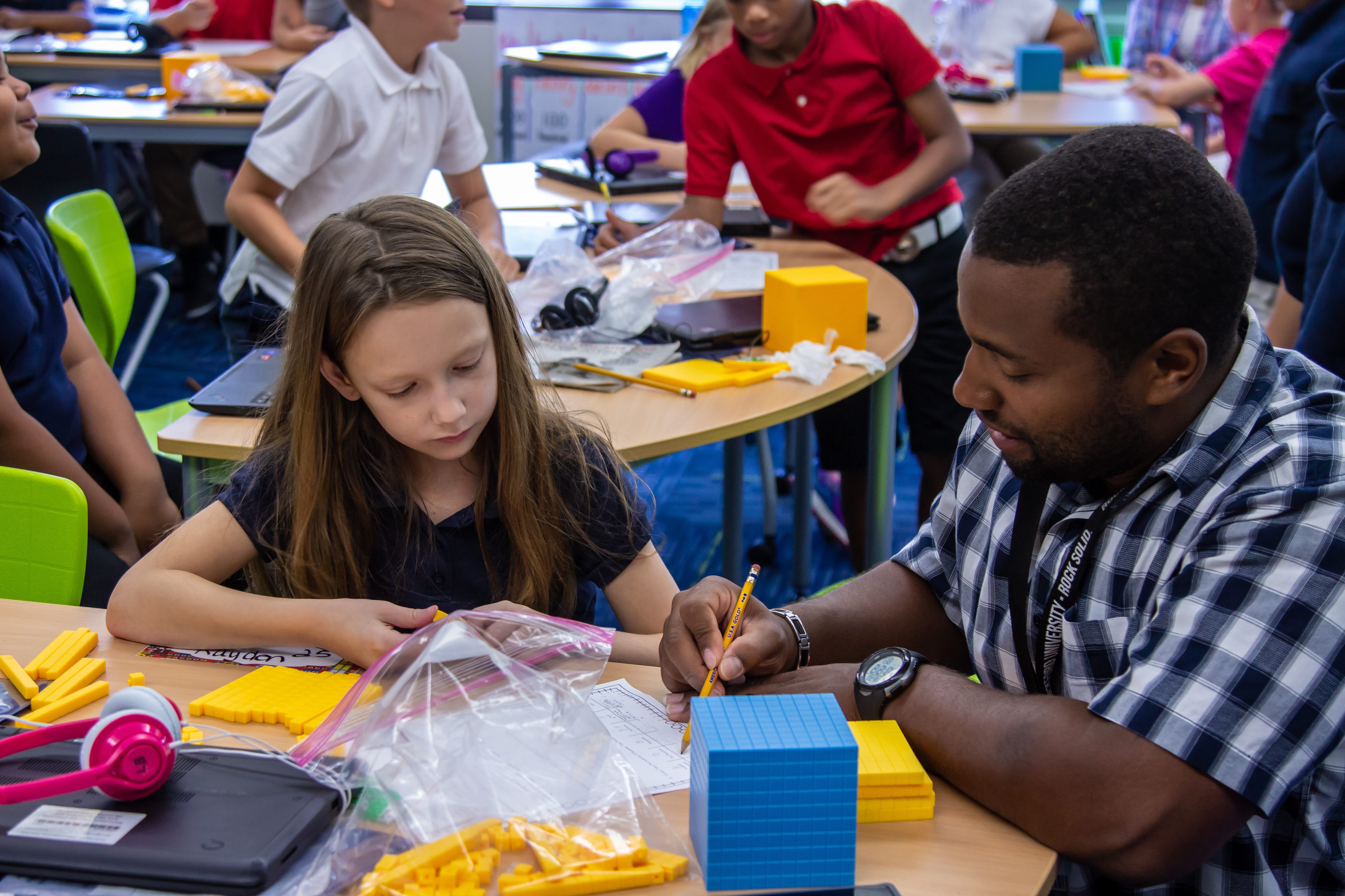 Rockford Public Schools near Chicago is the only district to provide an annual housing stipend and to offer a yearlong, paid student teaching program.