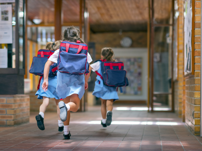Planning for schools to reopen in fall 2020, education leaders are considering staggering class schedules, reconfiguring classrooms, longer school days and continued online learn to allow for social distancing. (HRAUN/GettyImages.com)