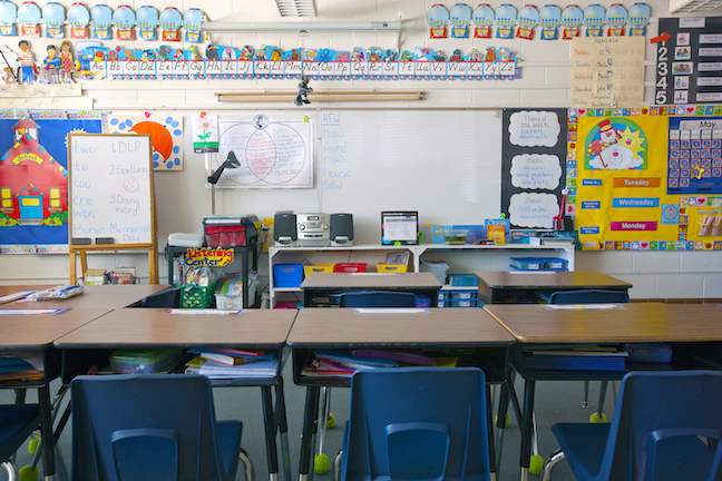 School districts are closing early to offer teachers more professional development to teachers in online learning. (GettyImages.com/Mint Images)