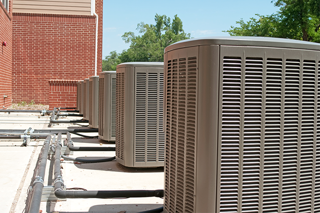 Studies show that humidity and the coronavirus are related, and by connecting an air handler to a HVAC system, K-12 leaders can adjust their school humidity levels to help reduce the spread of COVID-19 in schools.