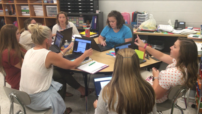 Wilson County School District is improving the teacher student relationship by having educators participate in the Name, Strength, and Need Initiative.