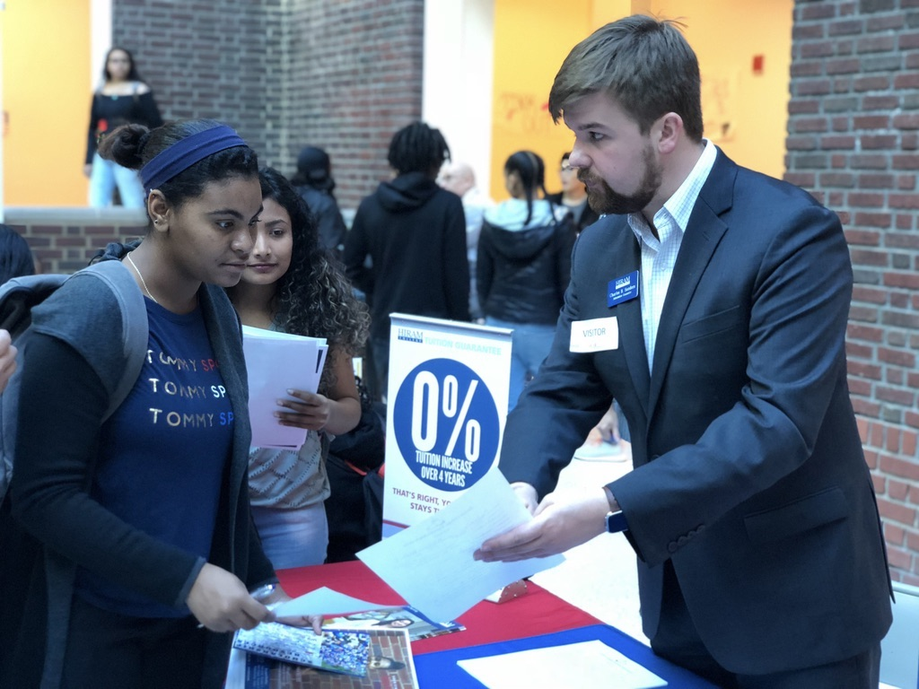 District of Columbia Public Schools officials plan to leverage the DCPS Persists program to create an alumni network to support college-bound students in the future.
