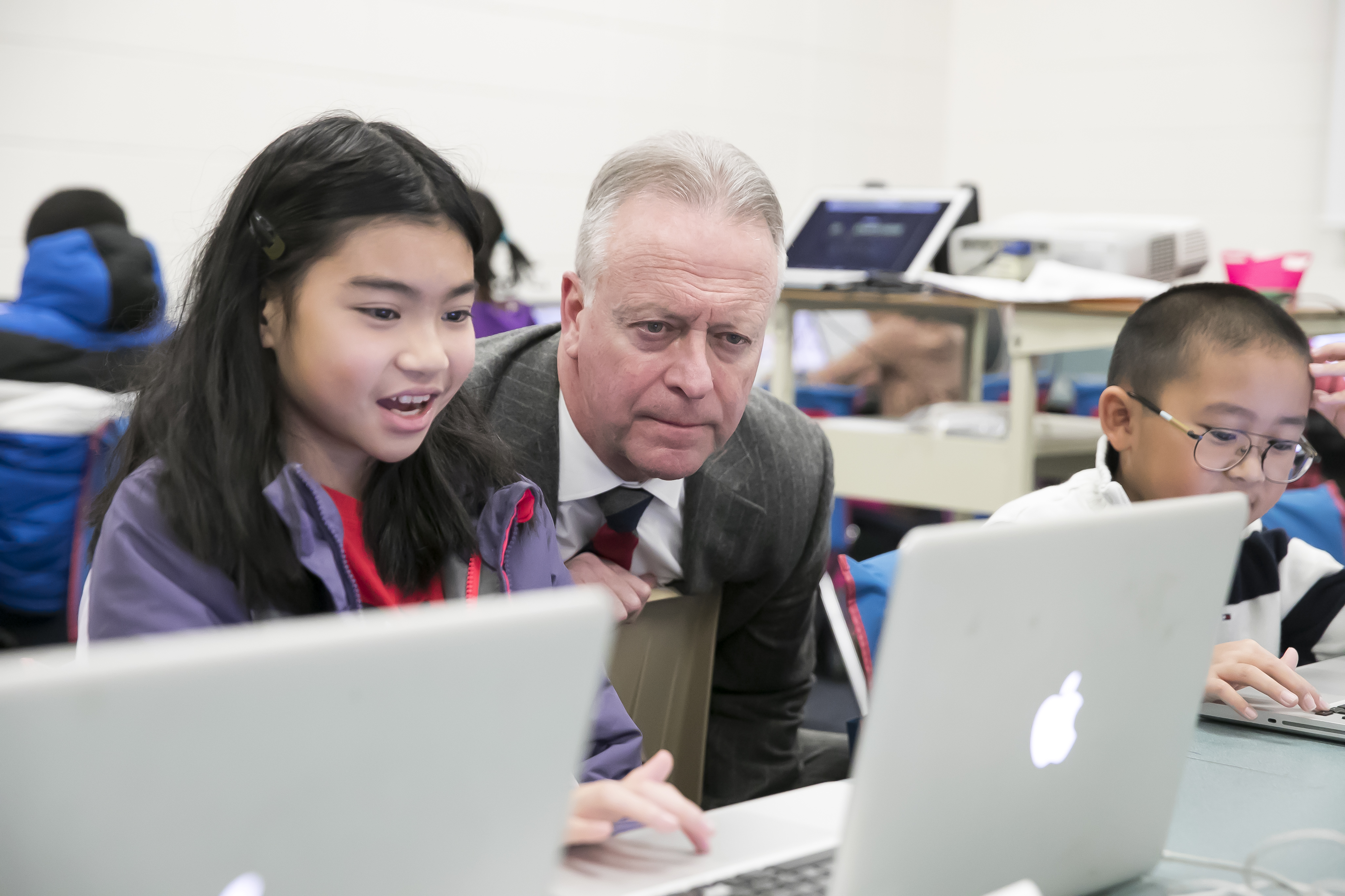 For the coming school year, Superintendent Michael Martirano and his team are developing several options for instruction and working to keep the community updated on all possibilities.