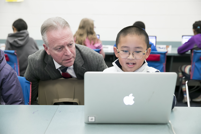 Superintendent Michael Martirano, of Maryland's Howard County Public School System, says he has worked to include student voice in many district decisions.