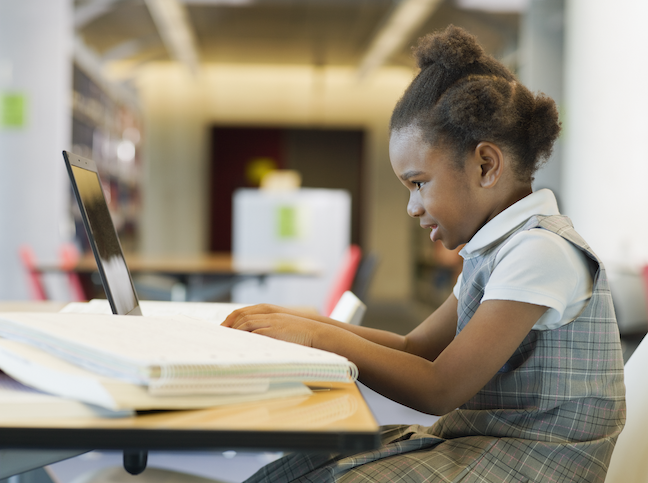 Fairfax County Public Schools and Loudon County Public Schools in Virginia, and Montgomery County Public Schools will stick with online learning despite Trump administration pressure to resume in-person instruction. (GettyImages/Dave & Les Jacobs)