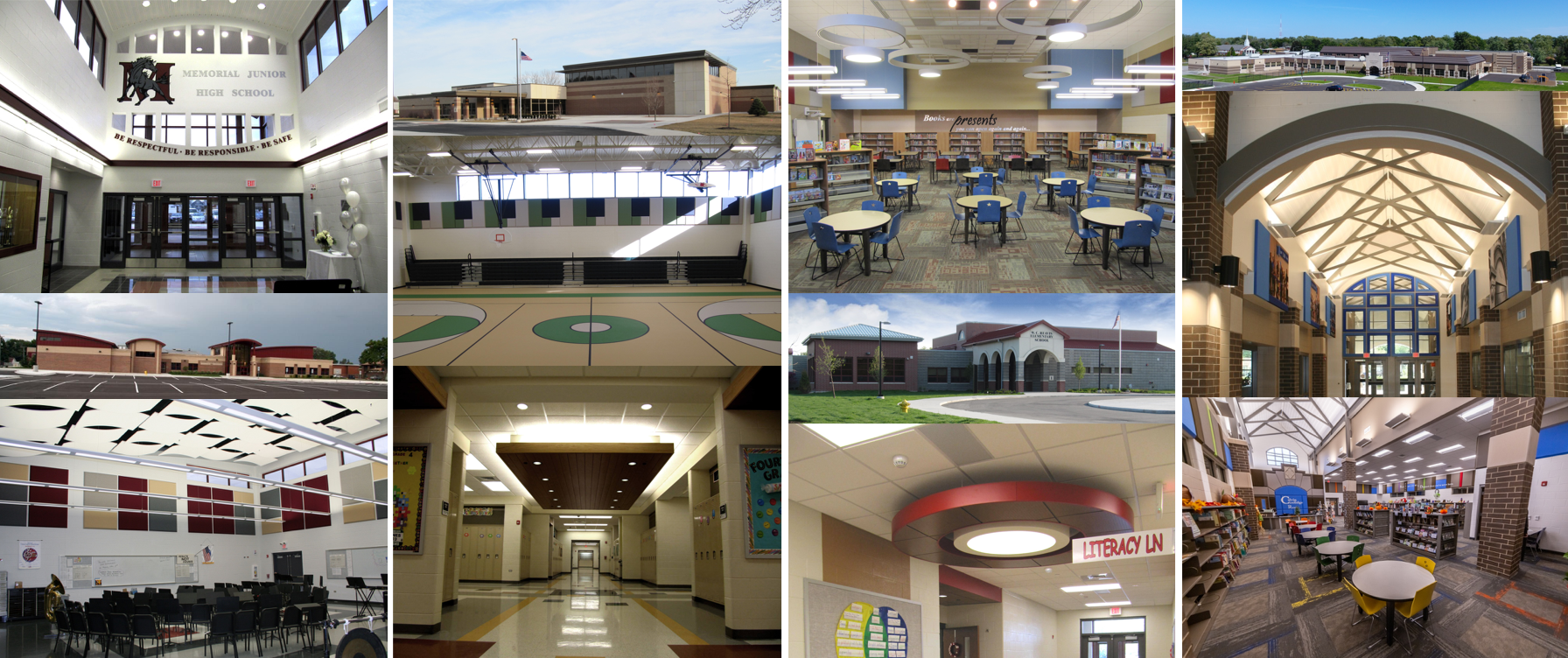 In addition to schools that are paying for AP tests and expanding school summer programs, Lansing School District 158's Equity in Facilities initiative is closing the achievement gap through school construction projects.
