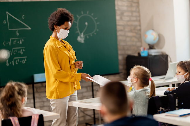 Teachers in Virginia Beach City Schools have been encouraged to create a sense of community for students by launching clubs based on their own hobbies. (GettyImages/Drazen Zigic)