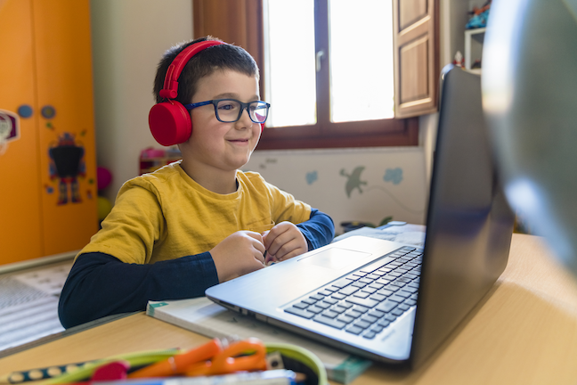 Students tested this fall, both in-person and remotely, performed at the same level in reading compared to fall 2019 but scored 5 to 10 percentile points lower in math. (GettyImages/Westend61)