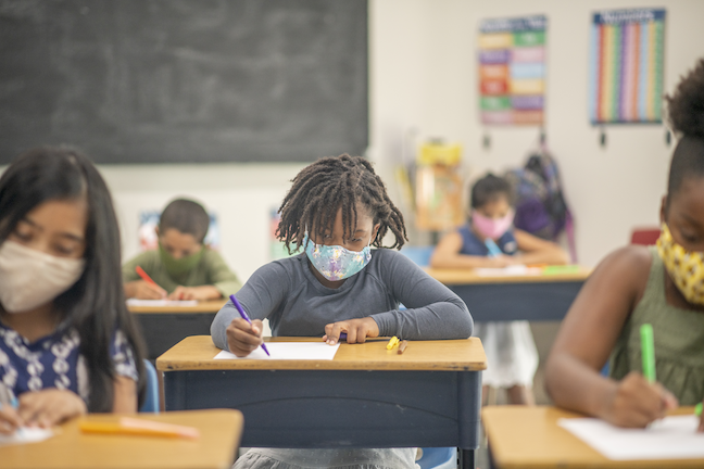 The NEA teachers union is urging the new Biden-Harris administration torecommit to Department of Education civil rights protections in efforts to provide equitable resources to underserved communities. (GettyImages/FatCamera)