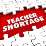 Teacher shortages: Are we heading in the right direction?