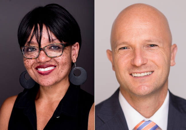 Wednesday's FETC keynote speakers Lisa Williams and Eric Sheninger will discuss equity and transformation, both key topics for education post-COVID.
