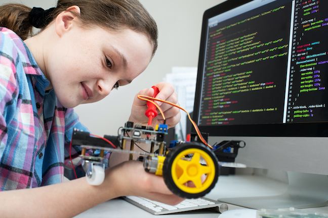 The CS4NorCal computer science initiative should better prepare students in six rural California counties to compete for college and career opportunities. (AdobeStock/Daisy Daisy)