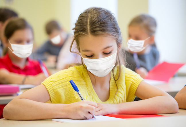 States can administer online or abbreviated versions assessments and can also extend testing into the summer or the beginning of the 2021-22 school year. (AdobeStock/Syda Productions)