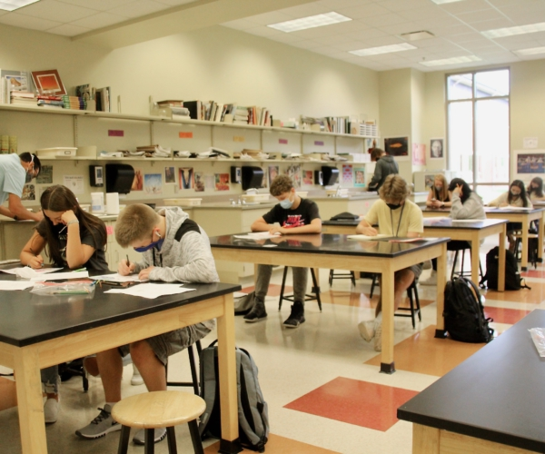 Like most districts that have reopened their schools, the Plainfield Community School Corporation in Indiana has implemented very strict COVID guidelines to keep its classrooms open this entire school year.