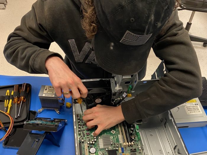 San Marcos Consolidated ISD has expanded its curriculum so its students can fill the growing need for skilled STEM workers in the region of Texas between Austin and San Antonio.