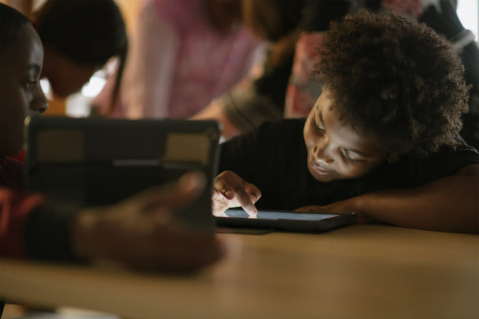 In the early grades, students should be introduced to concepts of cyber-hygiene, such as not sharing passwords and evaluating the trustworthiness of websites.