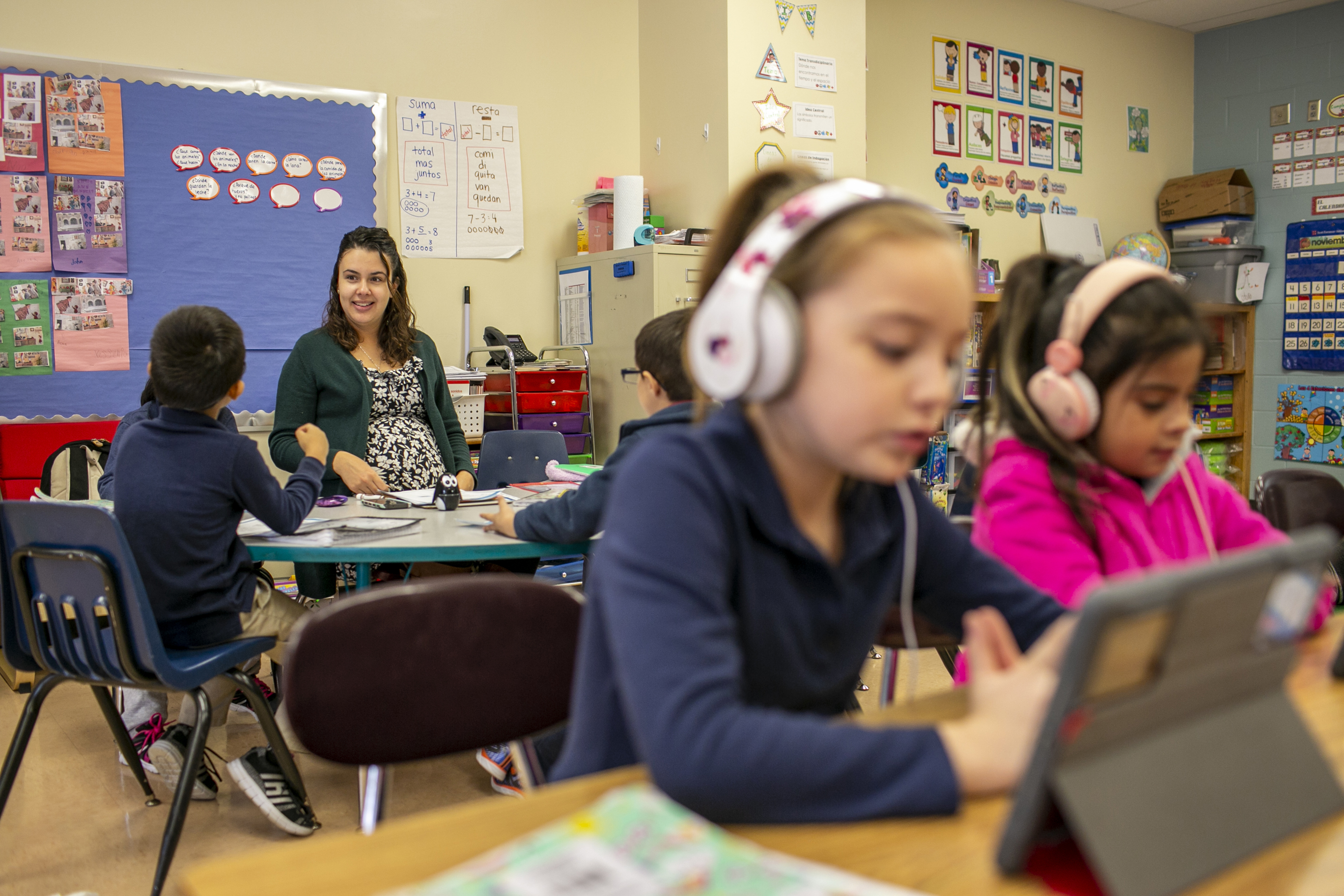 Increased K-12 spending and COVID relief funds comes after years of underinvestment in K-12 education, Education Secretary Miguel Cardona says.