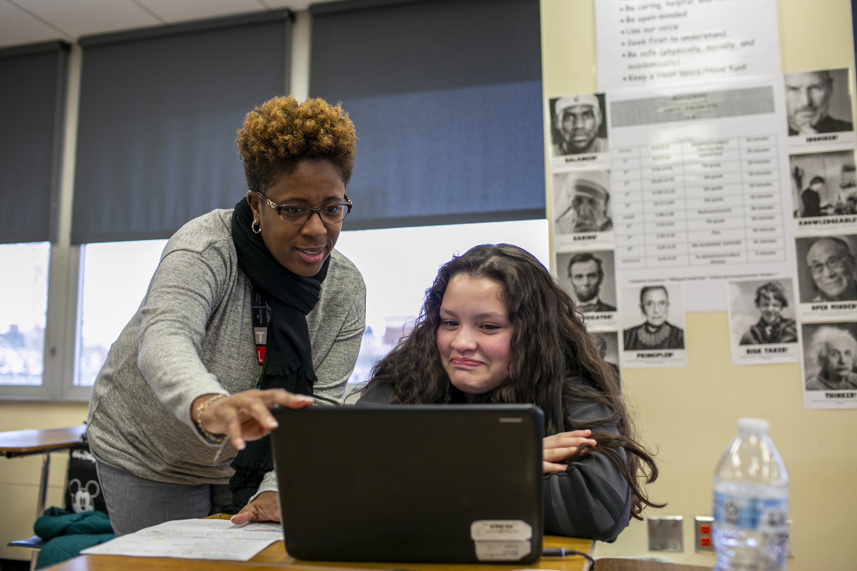 Across the country, more students—some beginning in kindergarten—are studying computer science as a growing number of state implement computer science standards.