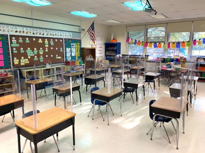 Schools in the South and Midwest are beginning to shut down due to spikes in COVID cases among students and staff.