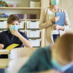 Why students are getting to ditch masks as some warn of a winter COVID spike